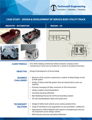 Design Development - Service Body n Utility truck