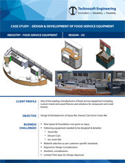 Design Development Food Service Equipment