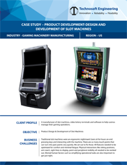 Design Development - Slot Machines 1