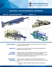 Legacy Conversion - Packaging Machines