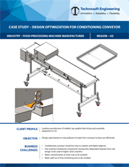Machine Design - CONDITIONING CONVEYOR