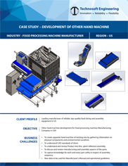 Machine Design - Opposite Hand Machine