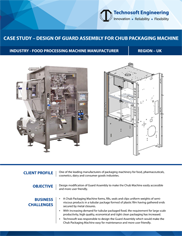Machine Design Design of Chub Packaging Machine