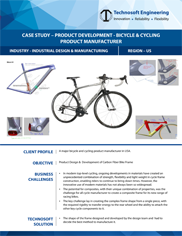 Product Development Carbon Fiber Frames