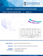 Value Engg - Automotive - Chassis Frame