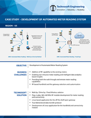 Development of Automated Meter Reading System