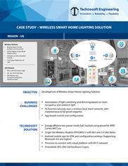 Wireless Smart Home Lighting Solution